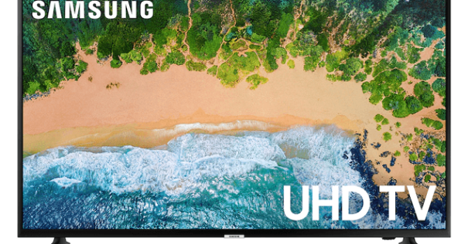best picture settings for samsung nu6900