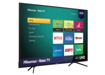 best picture settings for hisense 4k roku