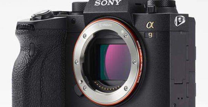 Best Settings for Sony A9