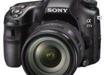Sony A77 Settings