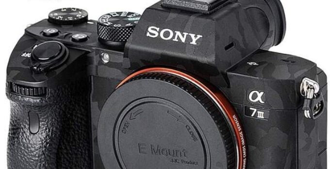 Sony A7iii Video Settings
