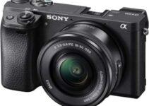 Best Sony A6300 SLOG2 Settings