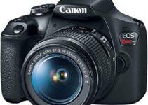 Canon Rebel T7 Best Settings