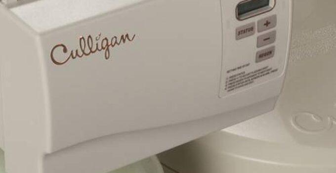 Culligan Water Softener Best Settings