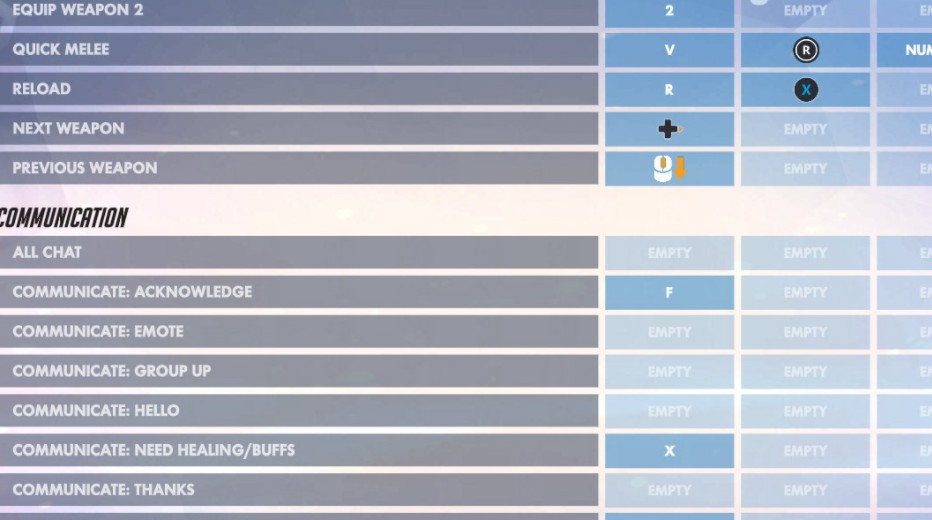 Seagull Overwatch Video Settings