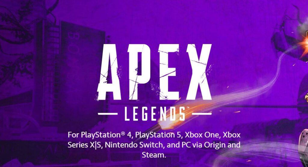 Dizzy apex legends settings
